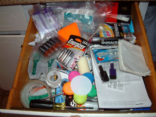 Junk drawer 2 before-1